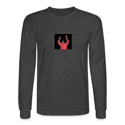 yeezus - Men's Long Sleeve T-Shirt