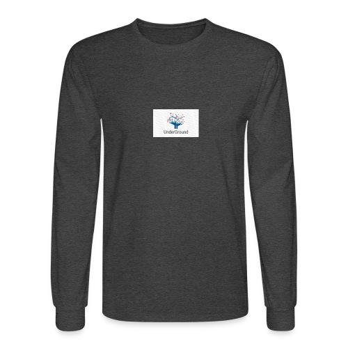 Charity Logo - Men's Long Sleeve T-Shirt
