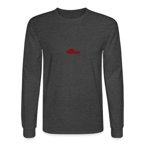 UA_trombonechoirCrimson - Men's Long Sleeve T-Shirt