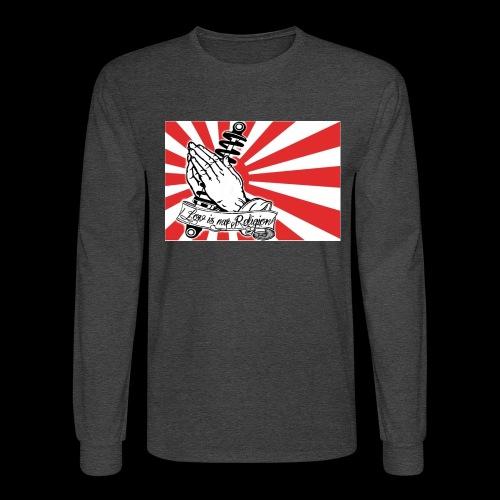 JDM-LowIsMyReligion - Men's Long Sleeve T-Shirt
