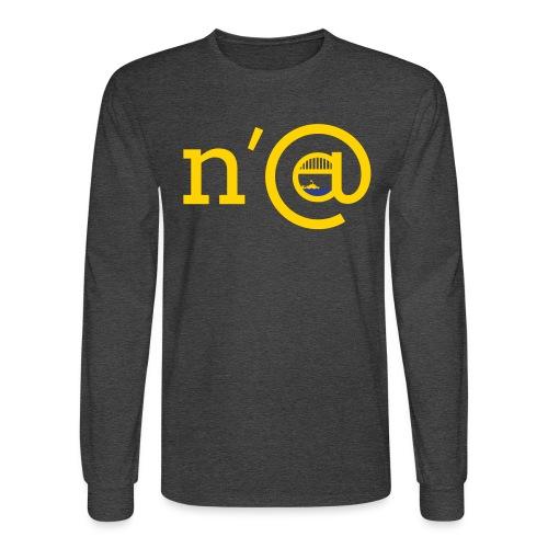 n'@ - Men's Long Sleeve T-Shirt