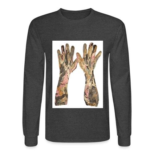 praise - Men's Long Sleeve T-Shirt