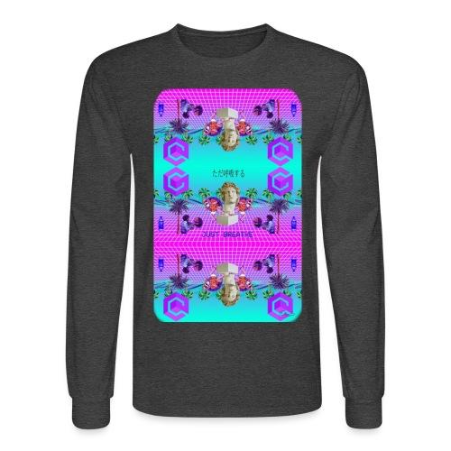 Aesthetisc Design - Men's Long Sleeve T-Shirt