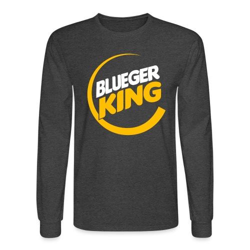 Blueger King - Men's Long Sleeve T-Shirt