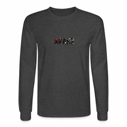 Aranx Logo - Men's Long Sleeve T-Shirt