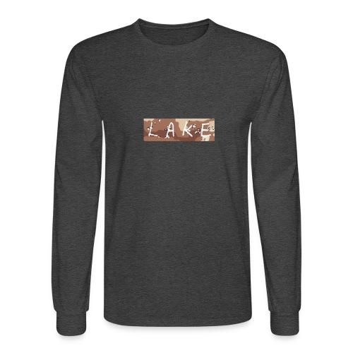 LAKE_LOGO2 - Men's Long Sleeve T-Shirt
