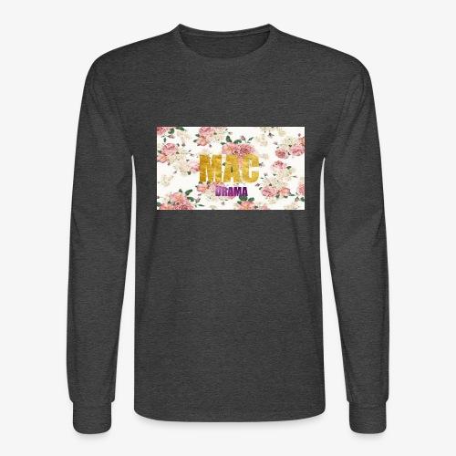 drama - Men's Long Sleeve T-Shirt