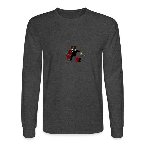 Batpixel Merch - Men's Long Sleeve T-Shirt