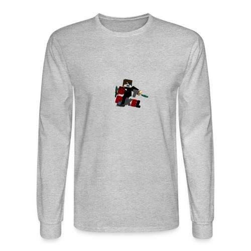 Batpixel Merch - Men's Long Sleeve T-Shirt