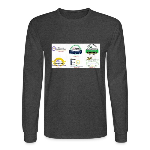 Winners Group Home - Men's Long Sleeve T-Shirt