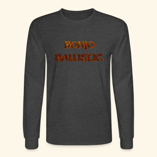 BonjoBallistic - Men's Long Sleeve T-Shirt