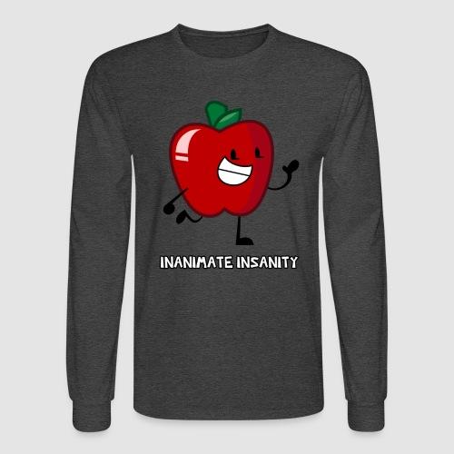 Apple Single - Men's Long Sleeve T-Shirt