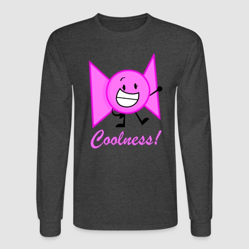 Bow Coolness - Men's Long Sleeve T-Shirt