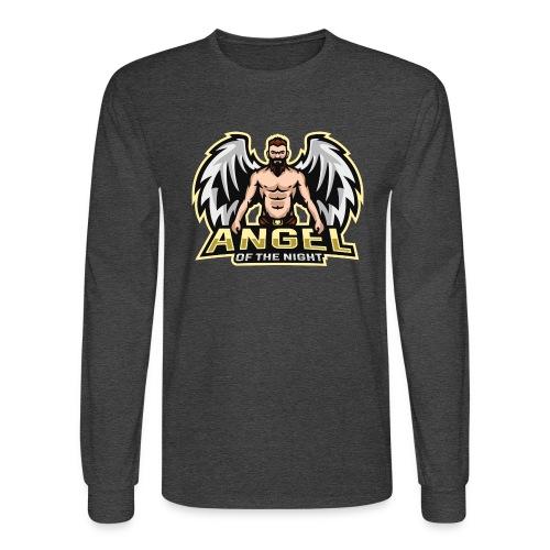 AngeloftheNight091 T-Shirt - Men's Long Sleeve T-Shirt