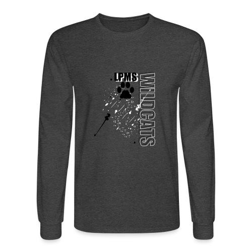 Splatter - Men's Long Sleeve T-Shirt