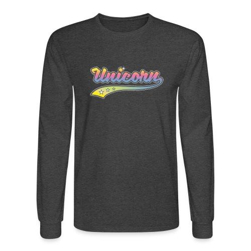 Unicorn Sport - Men's Long Sleeve T-Shirt
