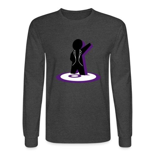 Not A Number - Men's Long Sleeve T-Shirt