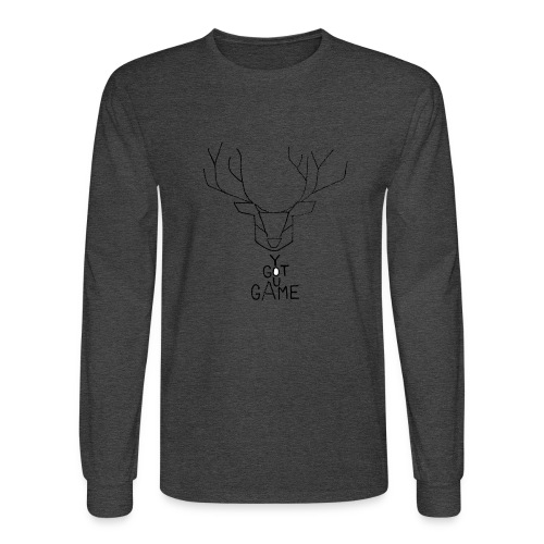 Stag GOT GAME - Men's Long Sleeve T-Shirt
