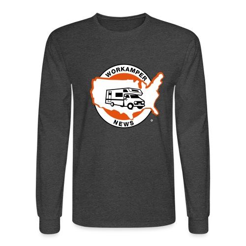 WKN-Logo-EPS1 - Men's Long Sleeve T-Shirt