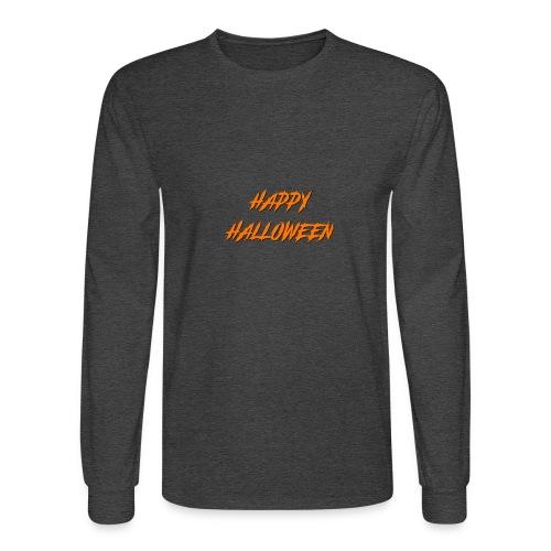 HAPPY HALLOWEEN - Men's Long Sleeve T-Shirt