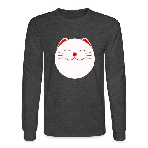 neko - Men's Long Sleeve T-Shirt