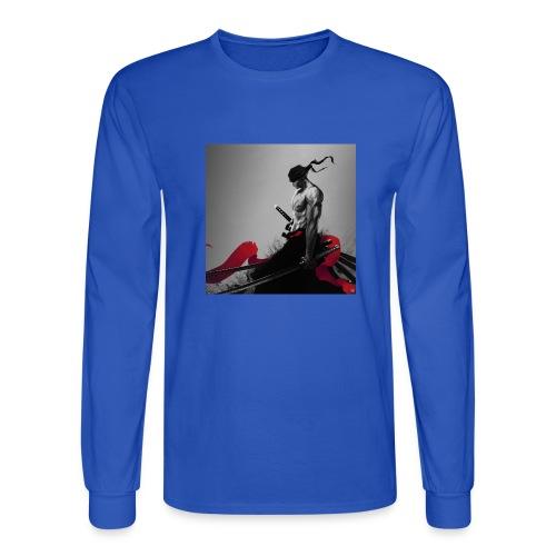 ninja - Men's Long Sleeve T-Shirt
