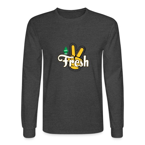 2Fresh2Clean - Men's Long Sleeve T-Shirt