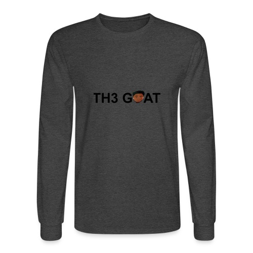 The goat cartoon - Men's Long Sleeve T-Shirt