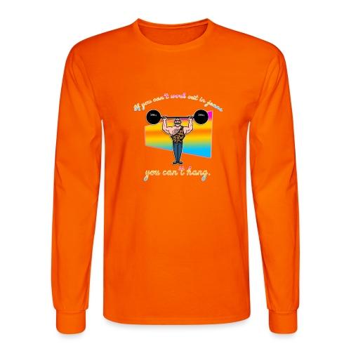 Jean Jockey - Men's Long Sleeve T-Shirt