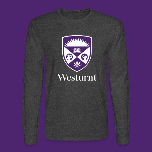 Westurnt (Coat of Arms) - Clothing - Men's Long Sleeve T-Shirt