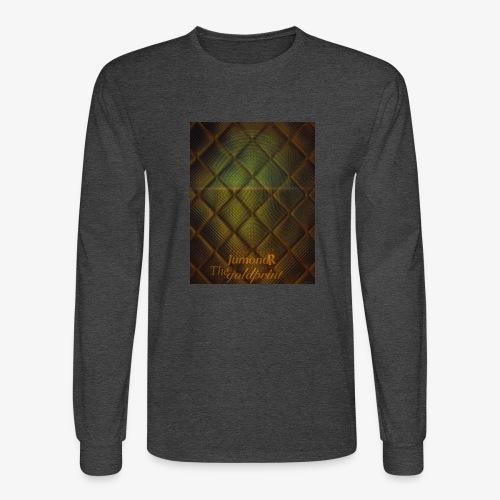 JumondR The goldprint - Men's Long Sleeve T-Shirt