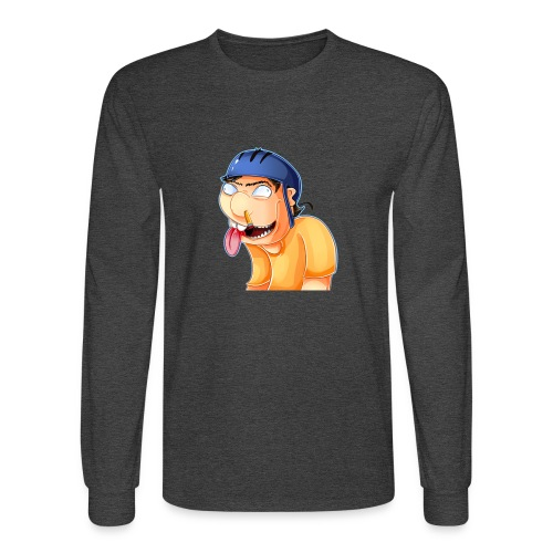 jeffy clipart - Men's Long Sleeve T-Shirt
