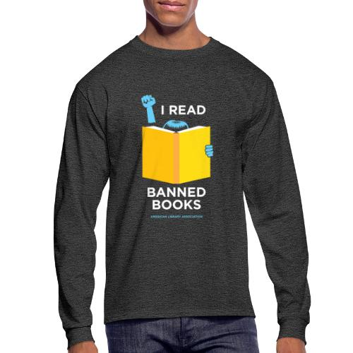 Words Have Power - Men's Long Sleeve T-Shirt