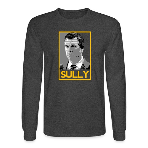 Sully - Men's Long Sleeve T-Shirt