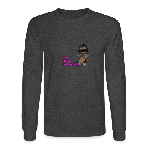 The Final Frontier Sports Items - Men's Long Sleeve T-Shirt