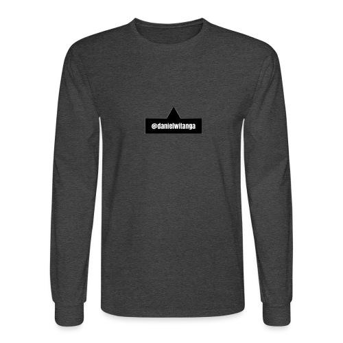 danielwitanga POP TAG - Men's Long Sleeve T-Shirt