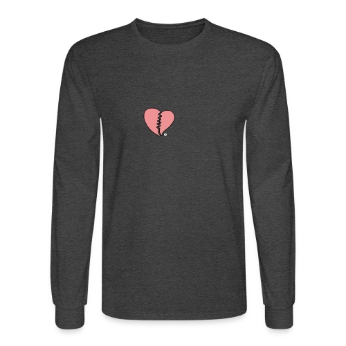 Heartbreak - Men's Long Sleeve T-Shirt