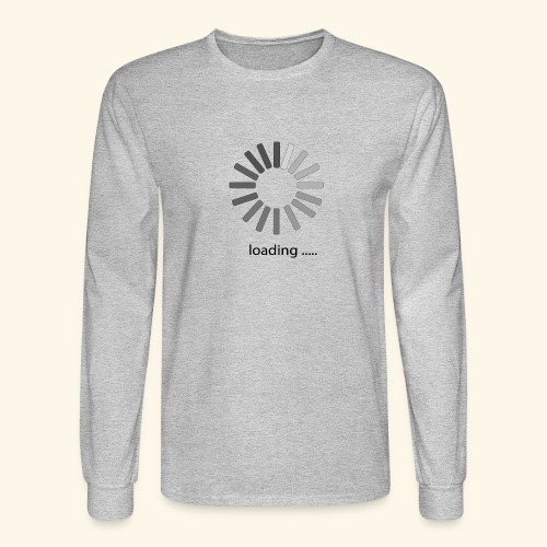 poster 1 loading - Men's Long Sleeve T-Shirt