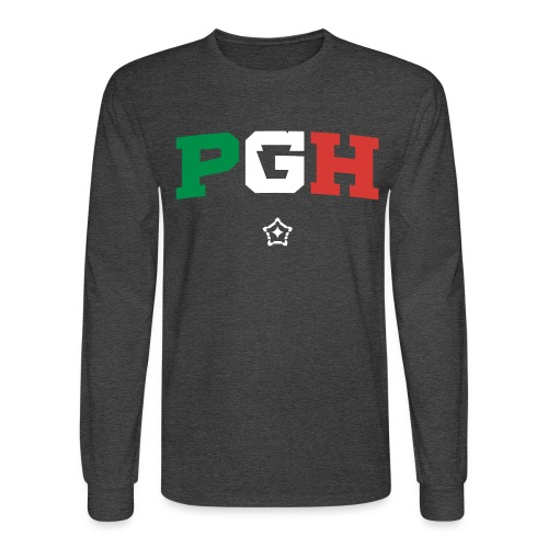 PGH_Italy - Men's Long Sleeve T-Shirt