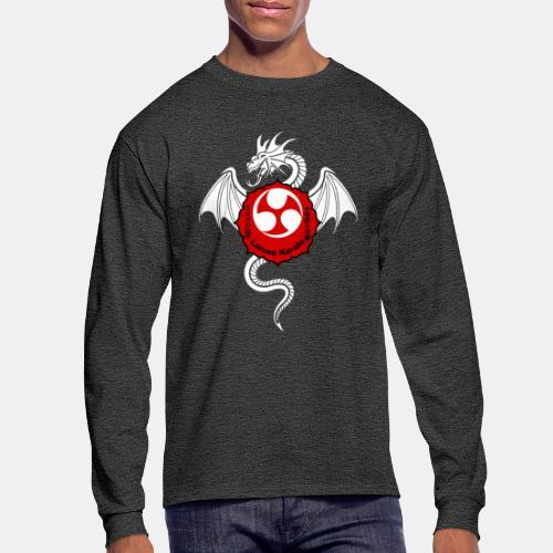 Dragon (W) - Larose Karate - Design Contest 2017 - Men's Long Sleeve T-Shirt