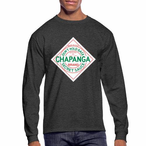 Chapanga - Men's Long Sleeve T-Shirt