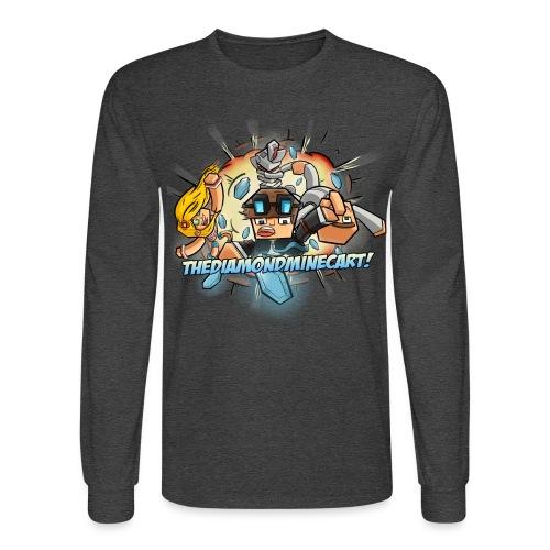 OptimalSavage - Men's Long Sleeve T-Shirt