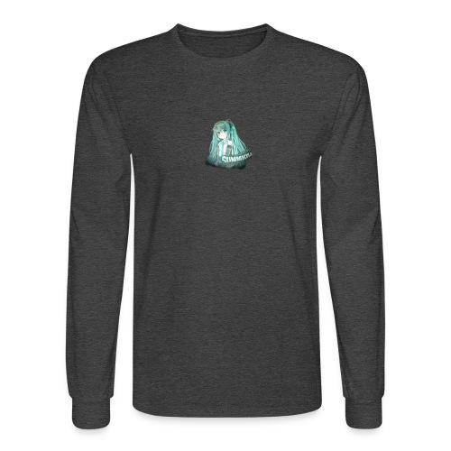 Summrrz Logo Transparent - Men's Long Sleeve T-Shirt