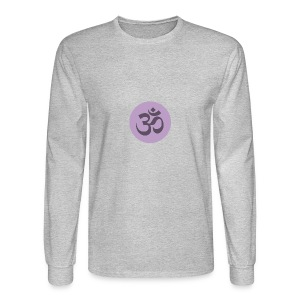 om - Men's Long Sleeve T-Shirt