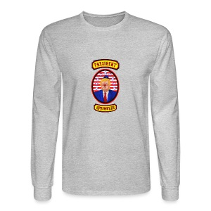 President Sprinkles - Men's Long Sleeve T-Shirt