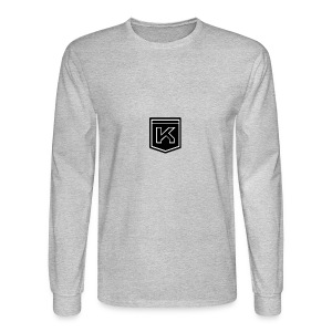 KODAK LOGO - Men's Long Sleeve T-Shirt