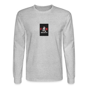 MR-ROBOT-hoodie - Men's Long Sleeve T-Shirt
