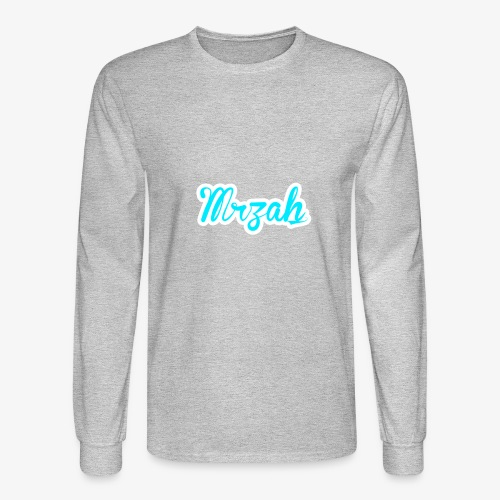 MrzahSig - Men's Long Sleeve T-Shirt