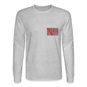 Hoxen- Long Sleeve - Men's Long Sleeve T-Shirt