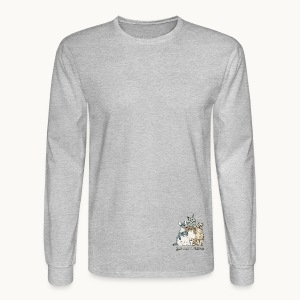 CATS - SENTIENT BEINGS - Carolyn Sandstrom - Men's Long Sleeve T-Shirt